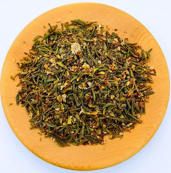 Цвет Саган-дайля (Рододендрон Адамса)
