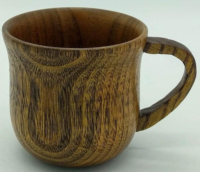 Чашка деревянная