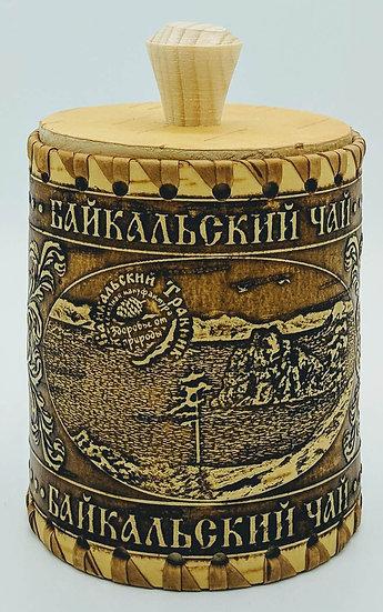 """Туес """"Байкальский чай"""""""