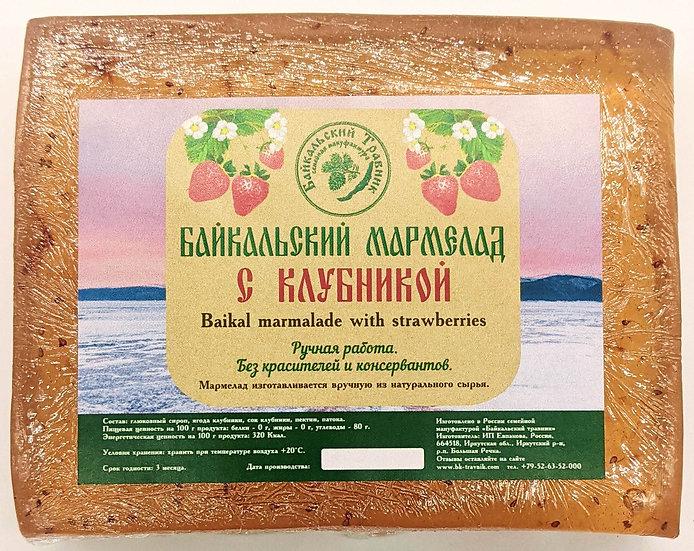 Байкальский мармелад с клубникой