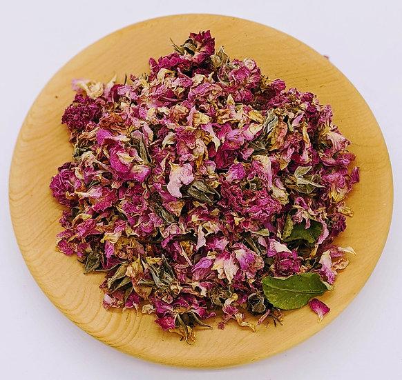 Цвет розы чайной
