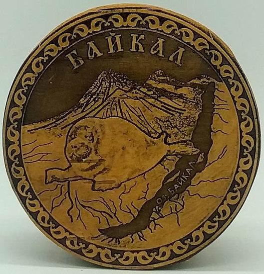 "Шкатулка ""Байкал"""