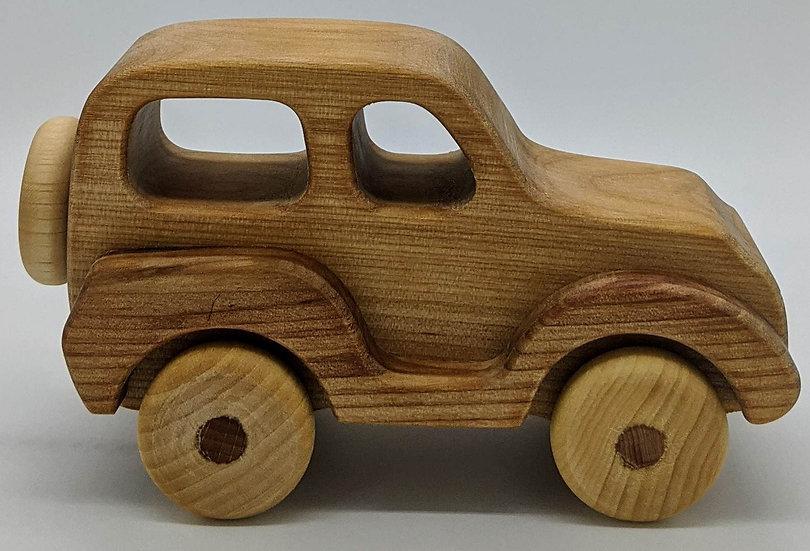 """Машинка деревянная """"Джип"""""""