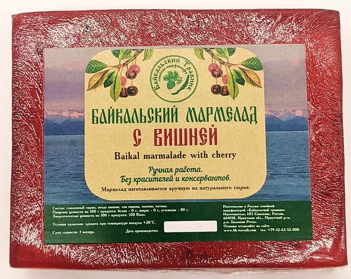 Байкальский мармелад с вишней