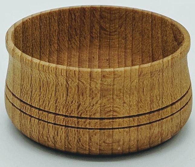 Солонка деревянная