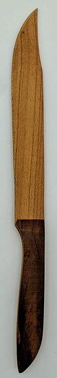 Нож деревянный для масла 22 см