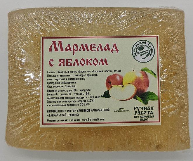 Мармелад с яблоком