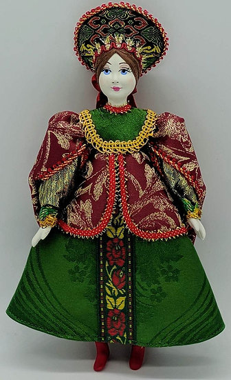 "Сувенирная кукла ""Боярыня"""