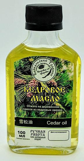 Кедровое масло (высший сорт)