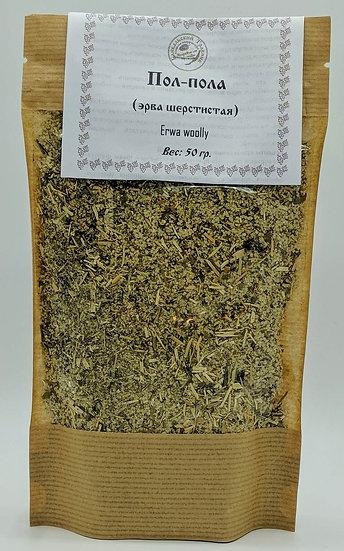 Пол-пола (эрва шерстистая) (трава)
