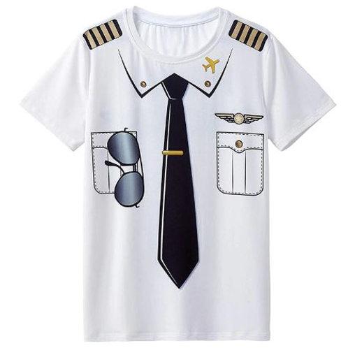 First Officer O'Reilly