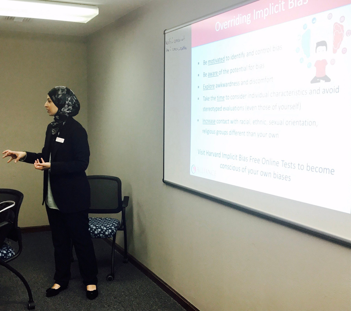 dr rahhal presenting.JPG