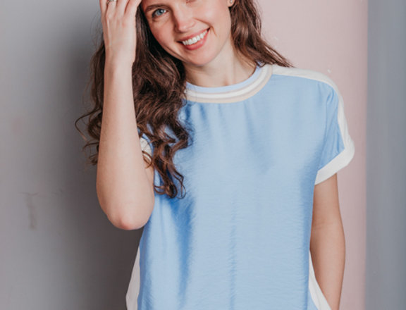 Блуза 0641-1