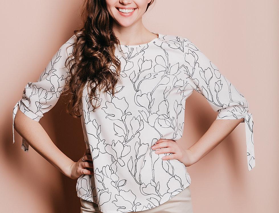 Блуза Арт. 9630