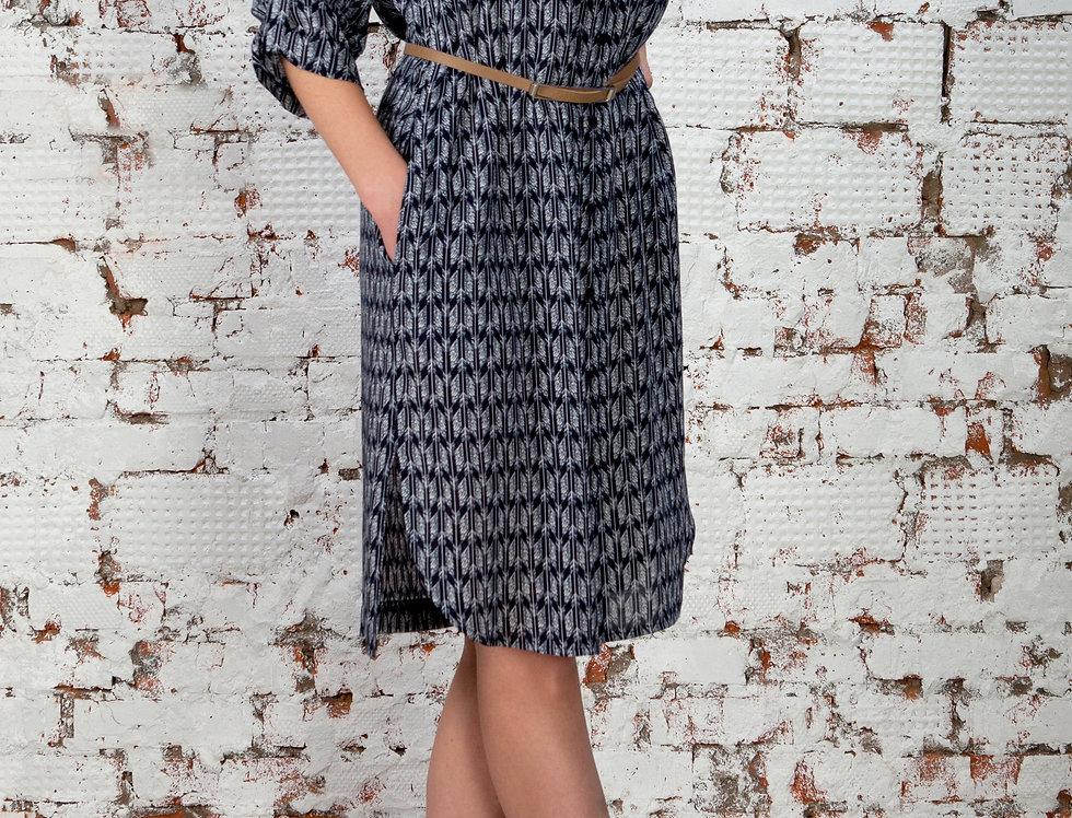 Платье-рубашка Арт. DISHI-18