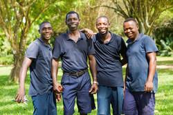 The Garden Team