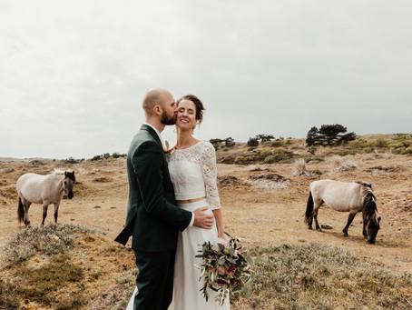 Bruiloft Sander en Sarah