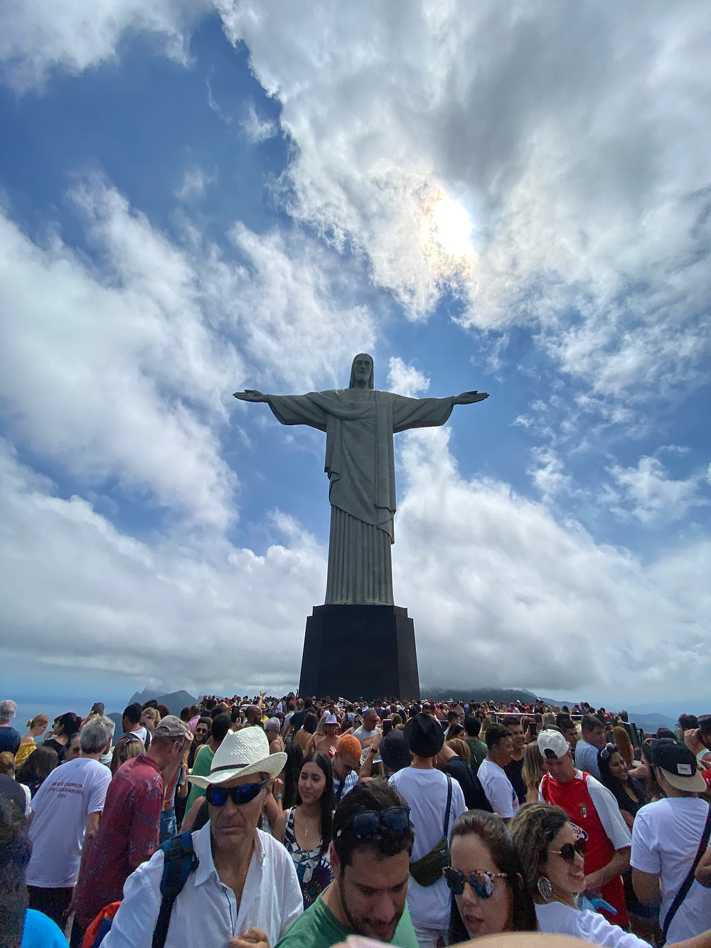 Christ the Redeemer is one of the most-visited places in the world.