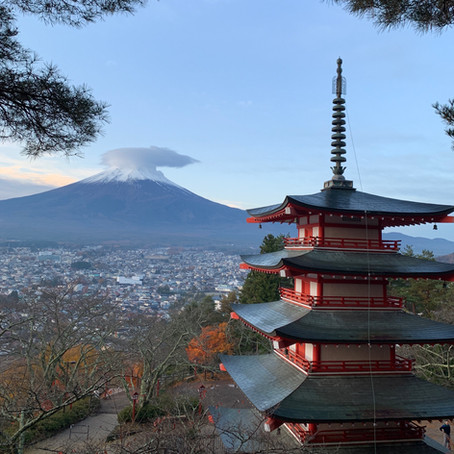 2021 Japan Travel Guide