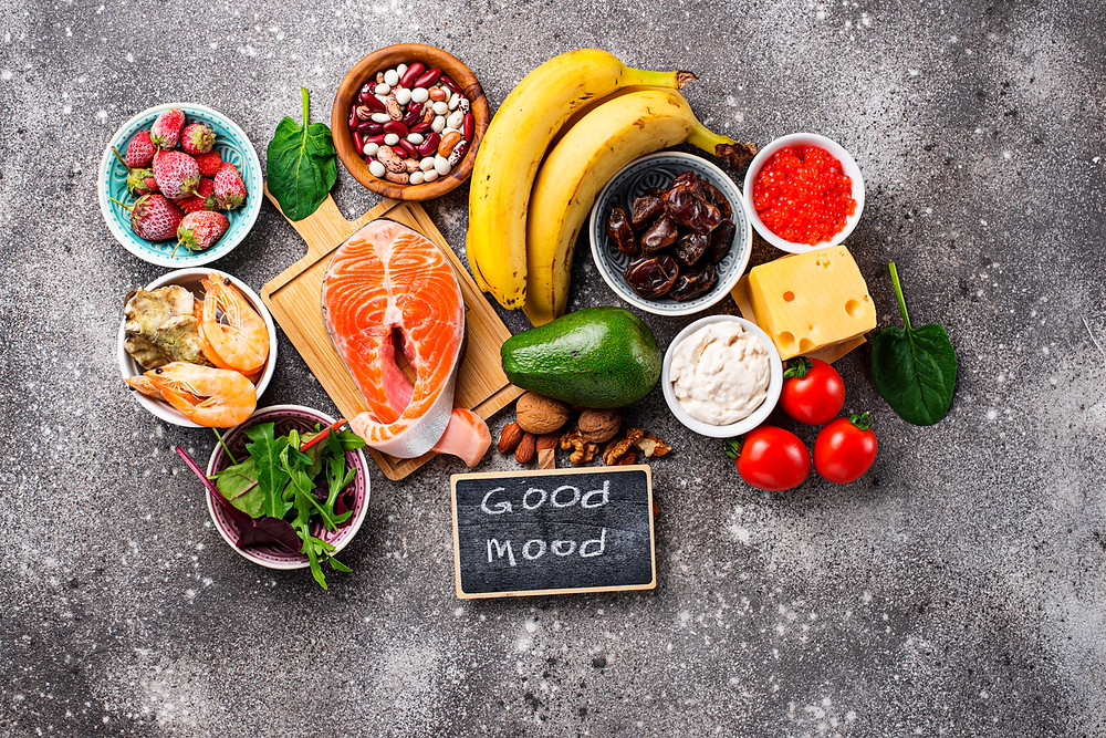 Foods to help manage depression, boost your mood