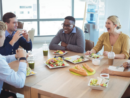 5 Tips to Building Healthy Habits in the Office