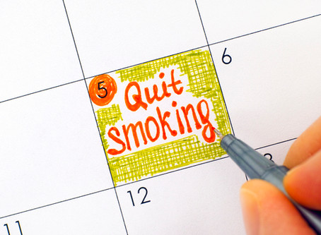 5 Steps to Quitting Smoking