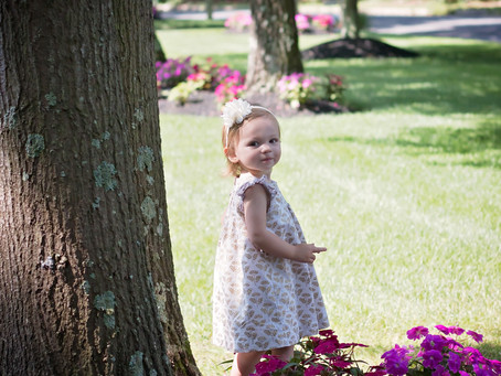 Spring is in the air!   Millville, NJ  Family Photographer