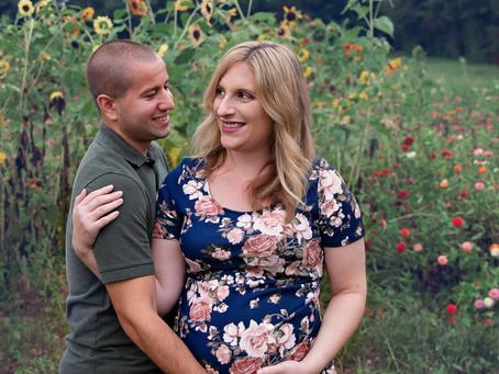 Millville, NJ Maternity Photography