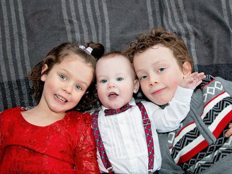 Berlin, NJ Family Photographer | Christmas Portraits