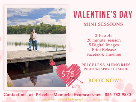 South Jersey Photographer | Valentine's Day