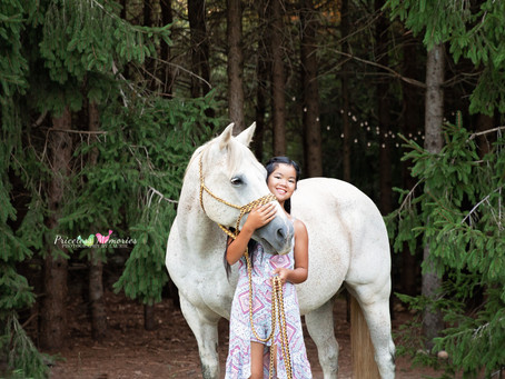 Mantua, NJ | Child Photographer-Horse session