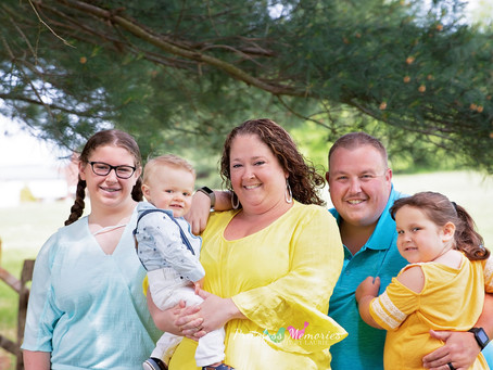 Washington Twp.| Family Photography
