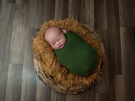 Clementon, NJ Photographer | Baby Boy