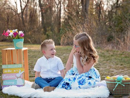 Easter Family Photographer