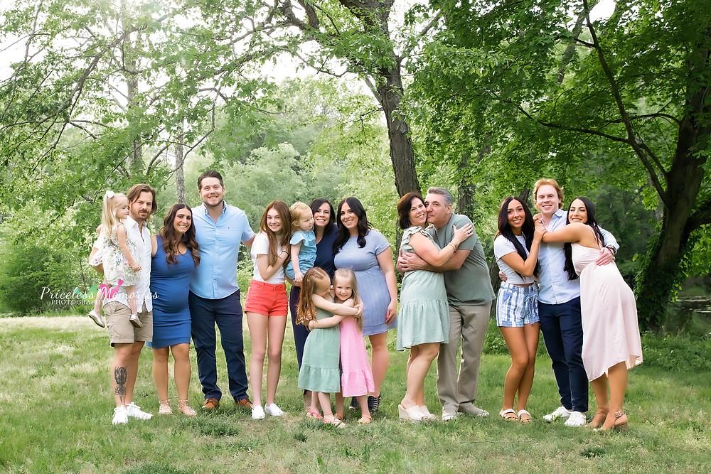 Extended Family Session Medford, NJ