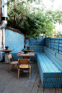 Blighty India Cafe, London