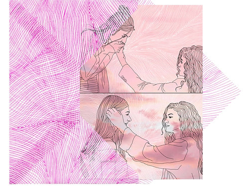 Rue and Jules