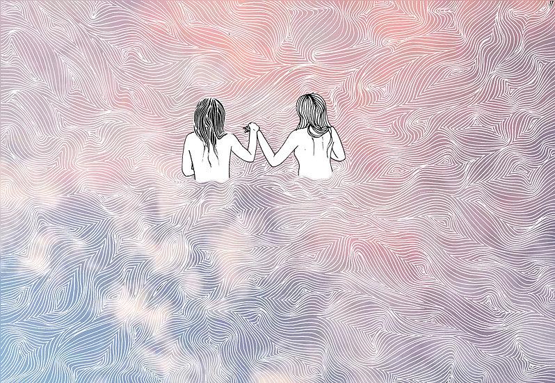 I promise I won't let you sink