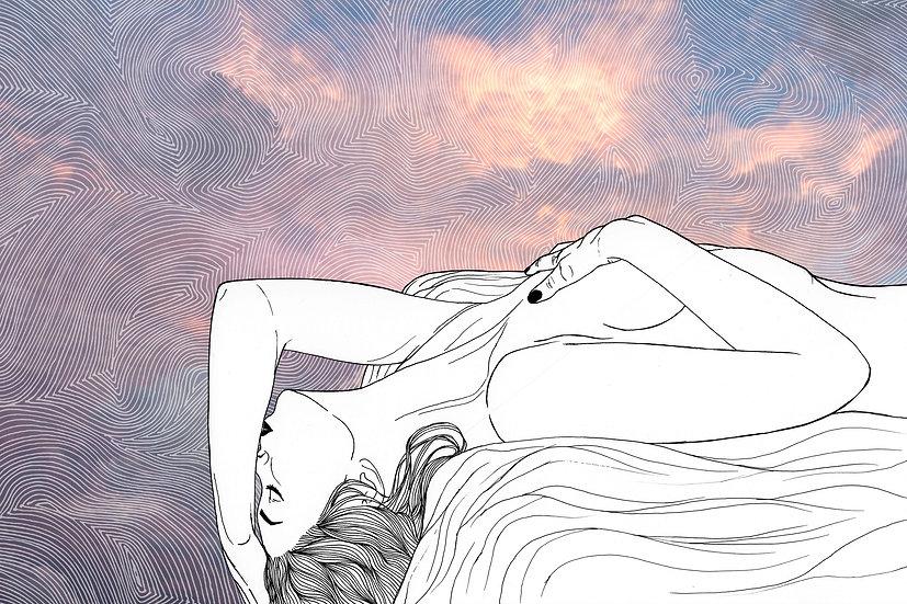 She was Heaven sent