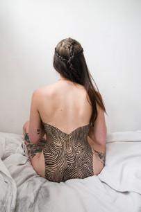 Ephemeral Clothing: Bodysuit