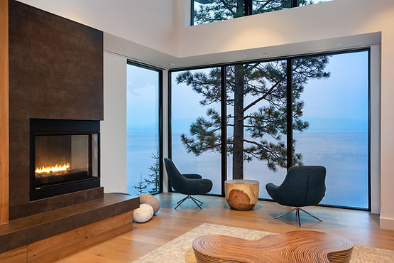 Lake view,  Tahoe, Noomi, Tahoe interior design