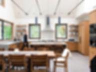 kitchen, Heath Ceramics, Sub Zero, id.3 interior design,  interior desgin, kitchen design, modern kitchen, mountain modern
