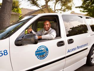 Access Services Fleet Maintenance Audits for Paratransit Services