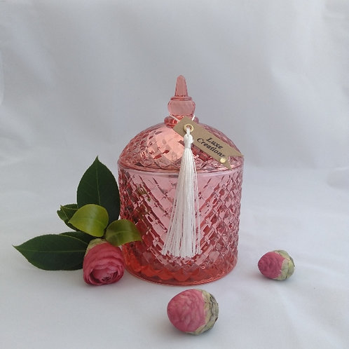 Luxe Dome Rose