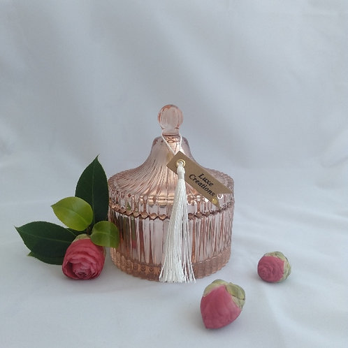 Luxe Carousel Rose Gold