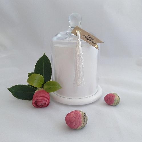 Luxe Gloss White Cloche