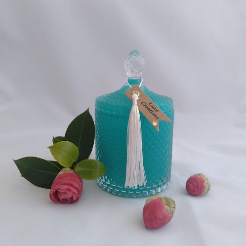 Luxe Turquoise Tear Drop