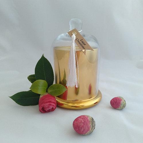 Luxe Gold Cloche