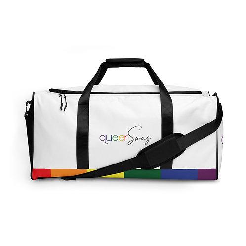 Rainbow Duffle Bag