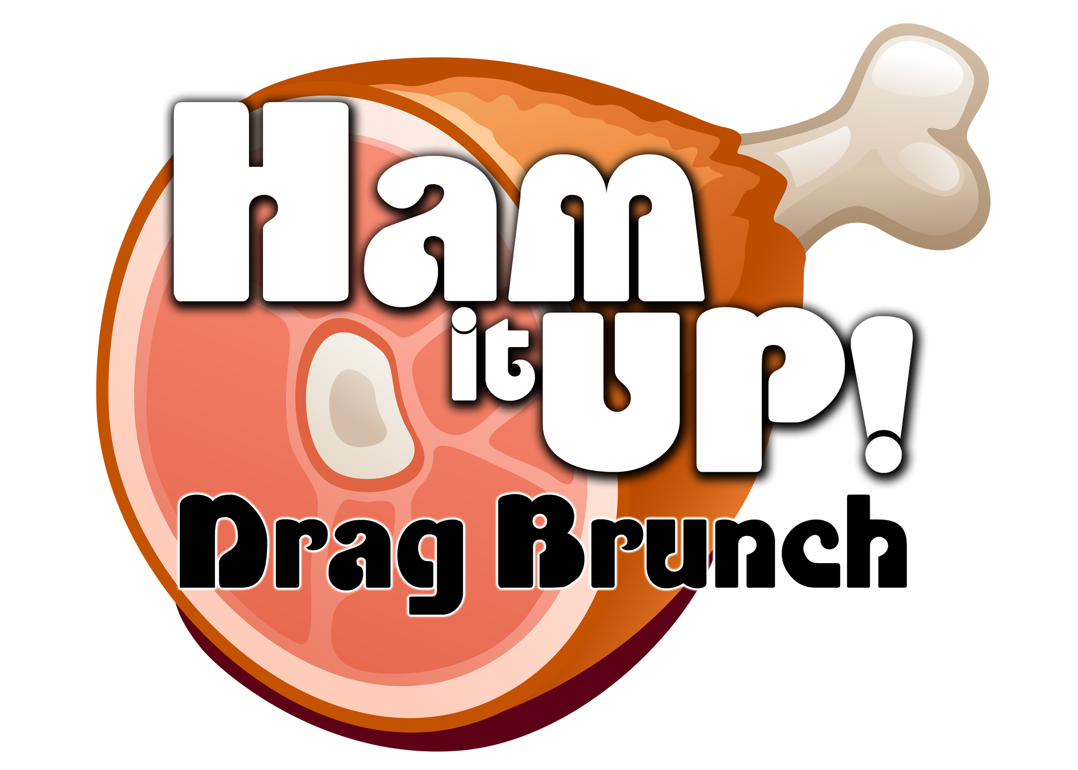 Ham It Up Logo